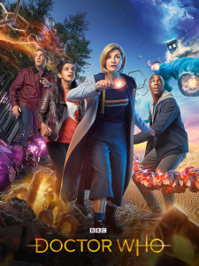 BBC's Doctor Who poster