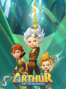 Arthur and the Minimoys' poster