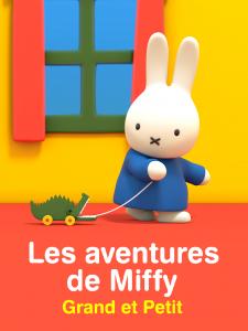 Miffy's adventures poster