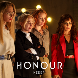 Póster de Honour / Heder