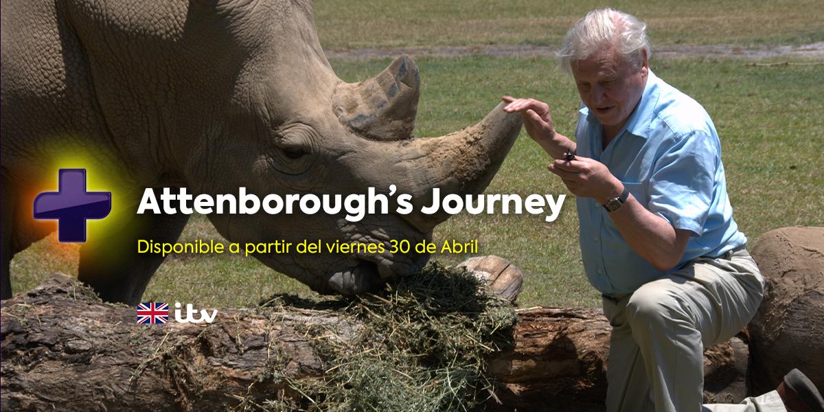 Attenborough's Journey banner
