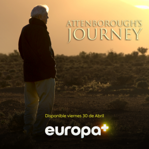 Attenborough's Journey poster