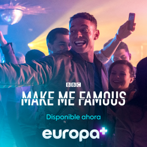 Manke me famous BBC poster