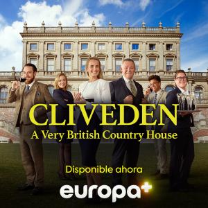 Cliveden poster