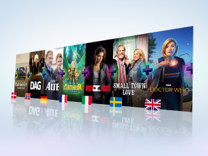Europa+ offers a range of European TV shows