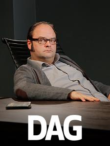 DAG the serie's poster