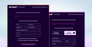 Registration Process Banner