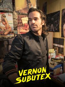 Vernon Subutex poster