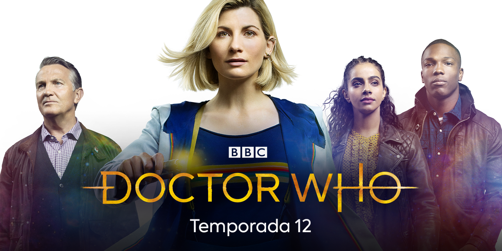 Doctor Who season 12 banner